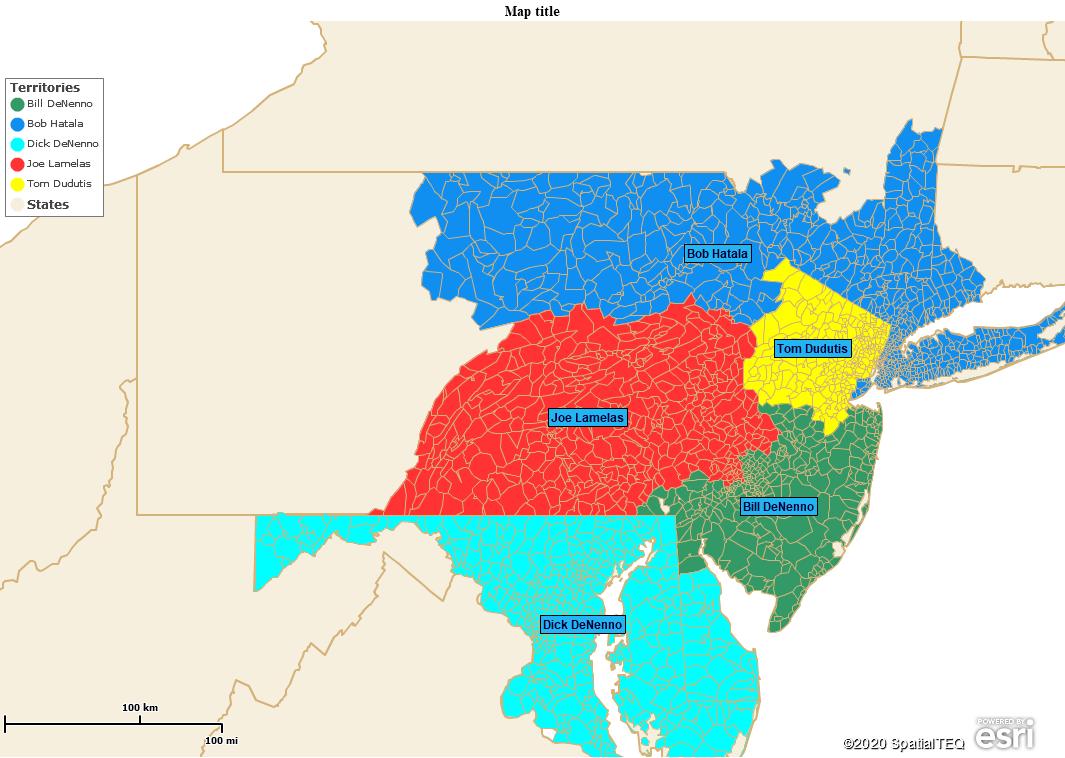 Third Map May 1 2020